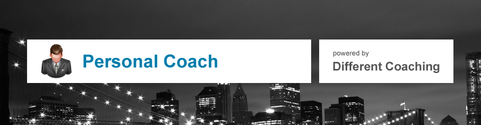 Personal Coach Eindhoven  – DIfferent Coaching